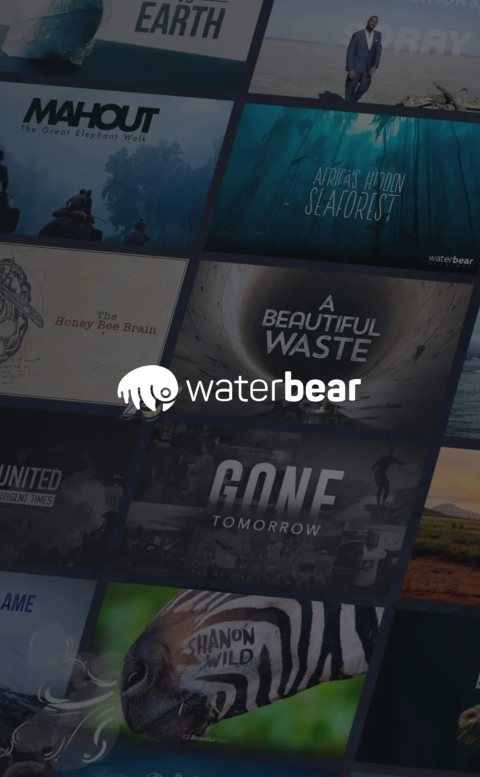 Waterbear Banner